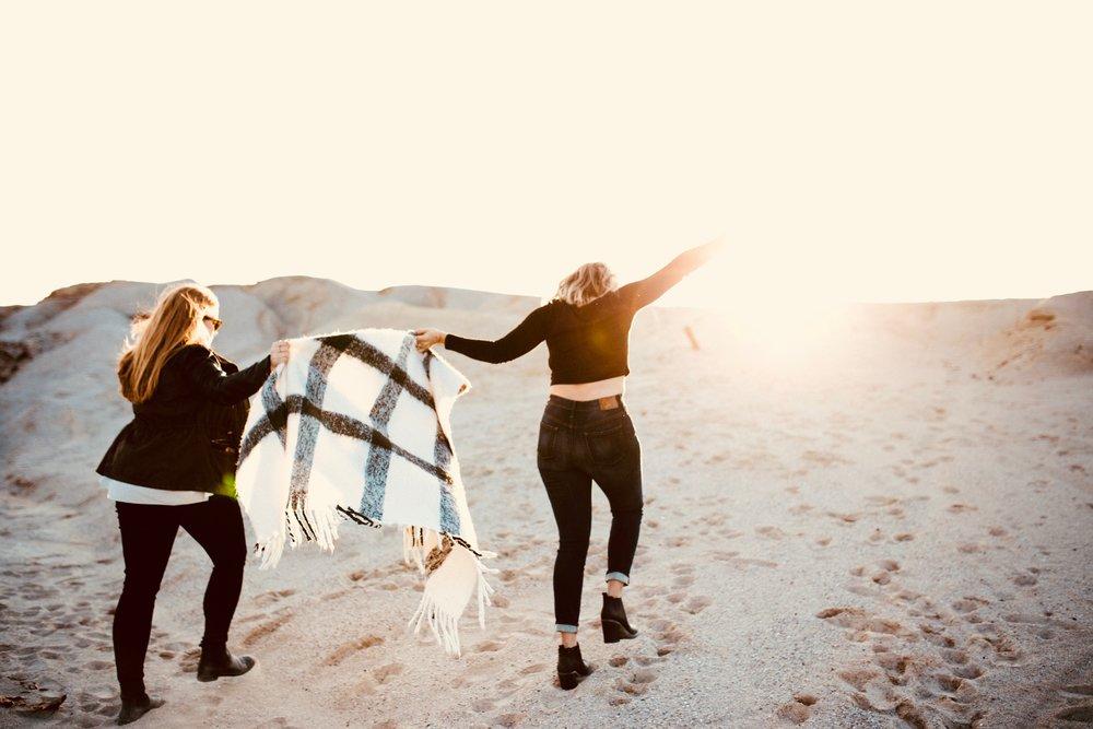 Dunes two girls running.jpg