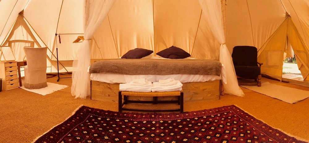 tent interior panoramic glamping bell sanctuary surf holiday.jpg