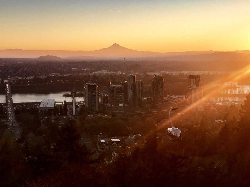Portland Oregon, Pacific Northwest, Anchor and Pine Collective, Adventure Coaching + Trip Planning Services