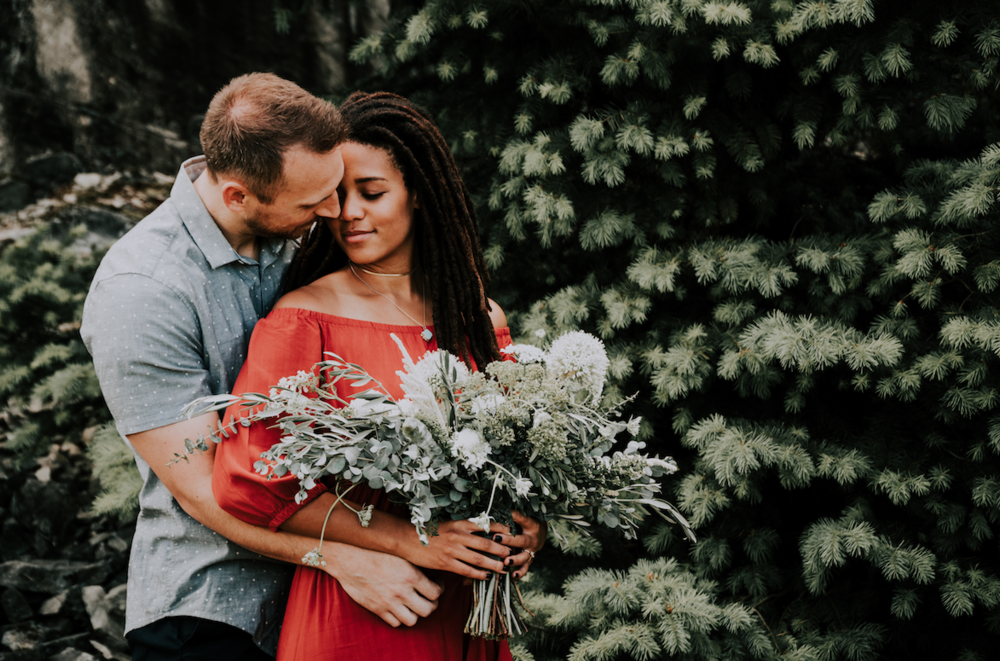Kayloni + Garrett - A Pacific Northwest Engagement
