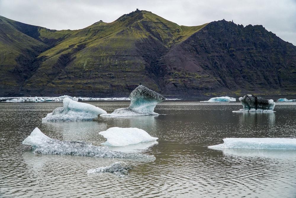 Svinafellsjokull glacier in Vatnajökull National Park Iceland.jpg