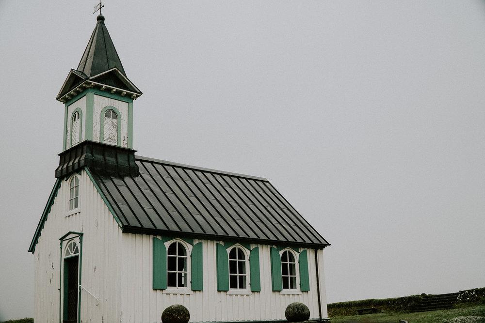 Thingvellir National Park Church