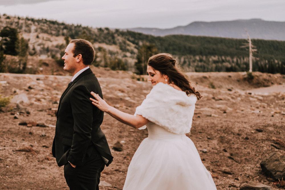 Timberline Lodge Wedding Portland Oregon 9
