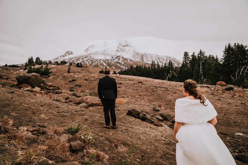 Timberline Lodge Wedding Portland Oregon 8