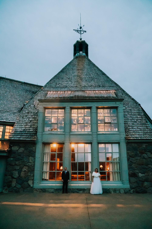 Timberline Lodge Wedding Portland Oregon 50