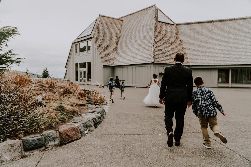 Timberline Lodge Wedding Portland Oregon 77