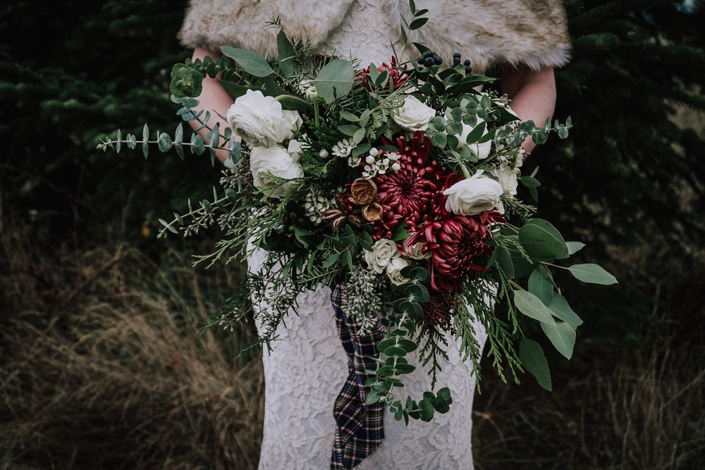 Portland Oregon Tree Farm Wedding Photography 4