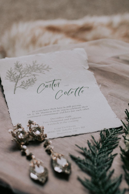 Portland Oregon Tree Farm Wedding Photography 28