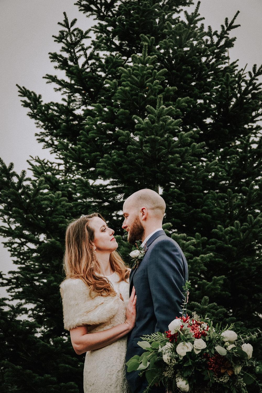 Portland Oregon Tree Farm Wedding Photography 35