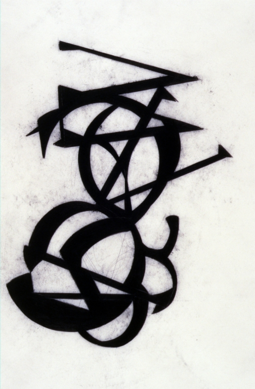 Szymanski_Carol_Broken_Phonemes_1987_Untitled_3_Charcoal_on_Vellum_24x19_inches.jpg