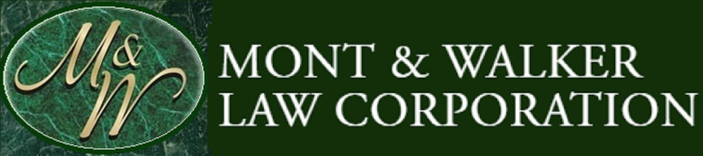 Mont & Walker Law Corporation