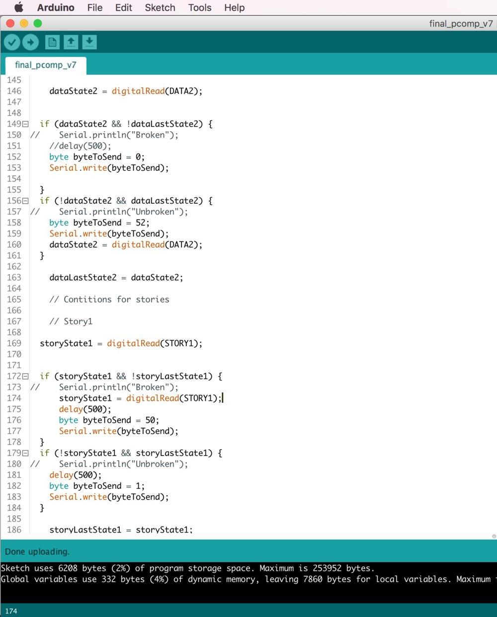 Arduino+code