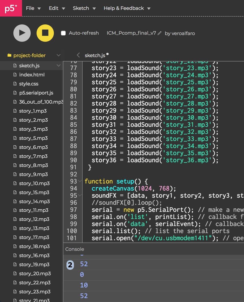 p5 code