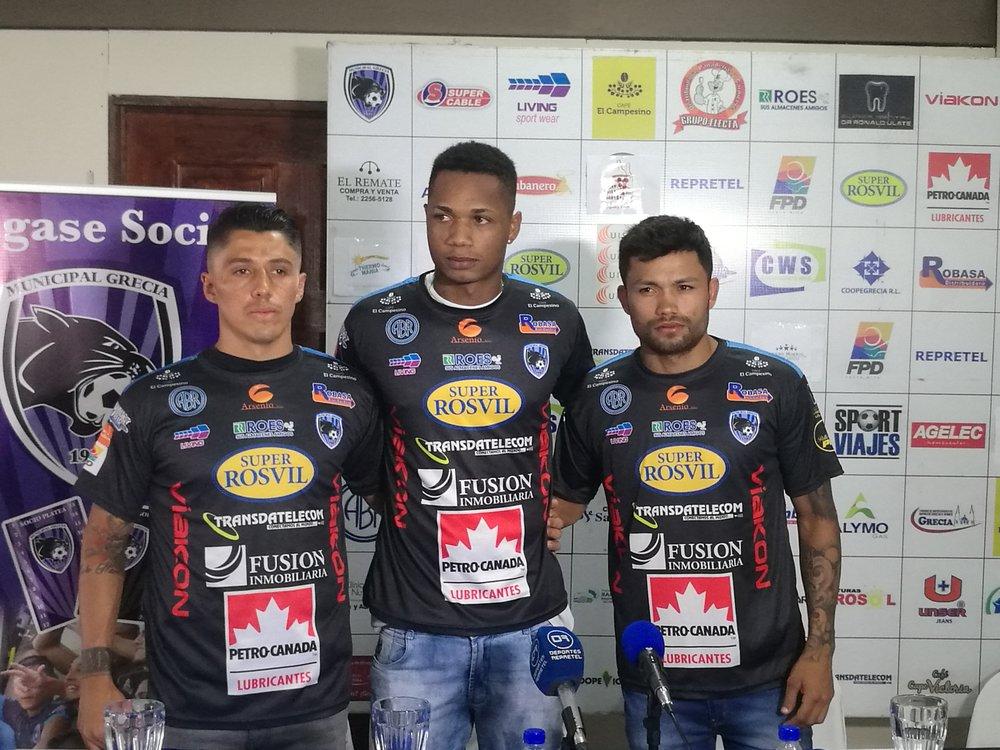 Design Concept, Grecia Soccer team, Costa Rica.