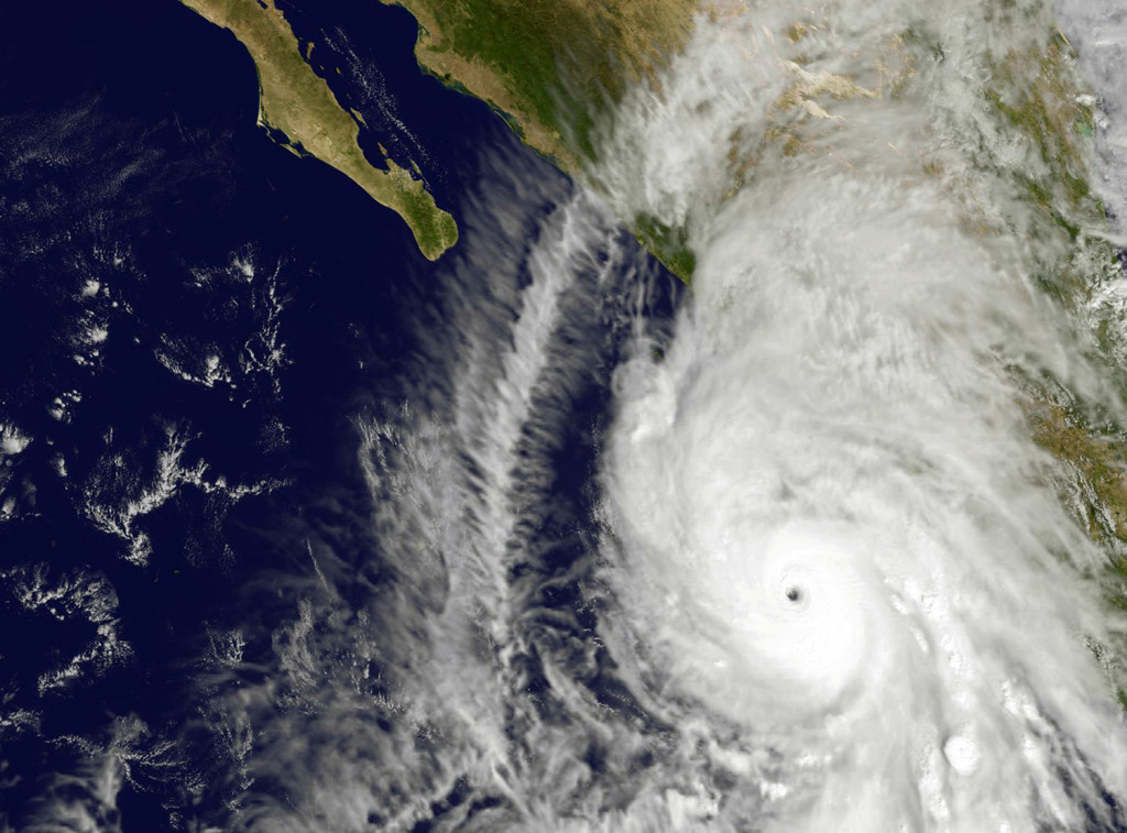 Hurricane Patricia Pounds Mexico Churches Responding Ncm
