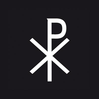 The PE/IX logo pays homage to the ancient Christian symbol Chi Rho (XP), which combines the first two letters of the Greek word ΧΡΙΣΤΟΣ, which means Christos. As a symbol, it commemorates the liberation that can be experienced through Christ and connects with the purpose of the project, which is to give people freedom and to convey appreciation.