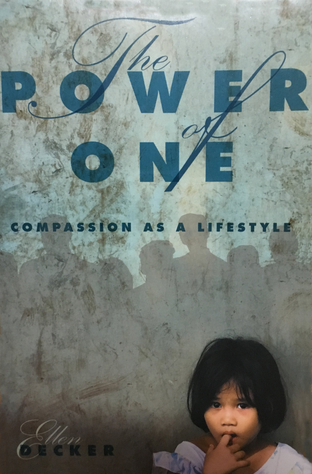 Power of One book cover Decker.JPG