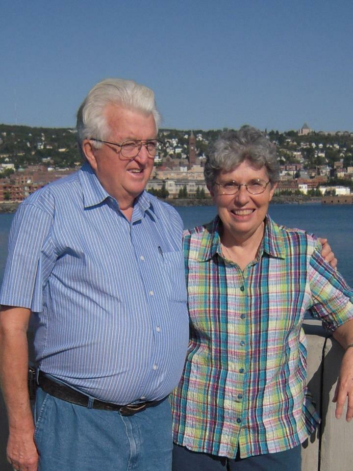 Terry and Jan Thomas