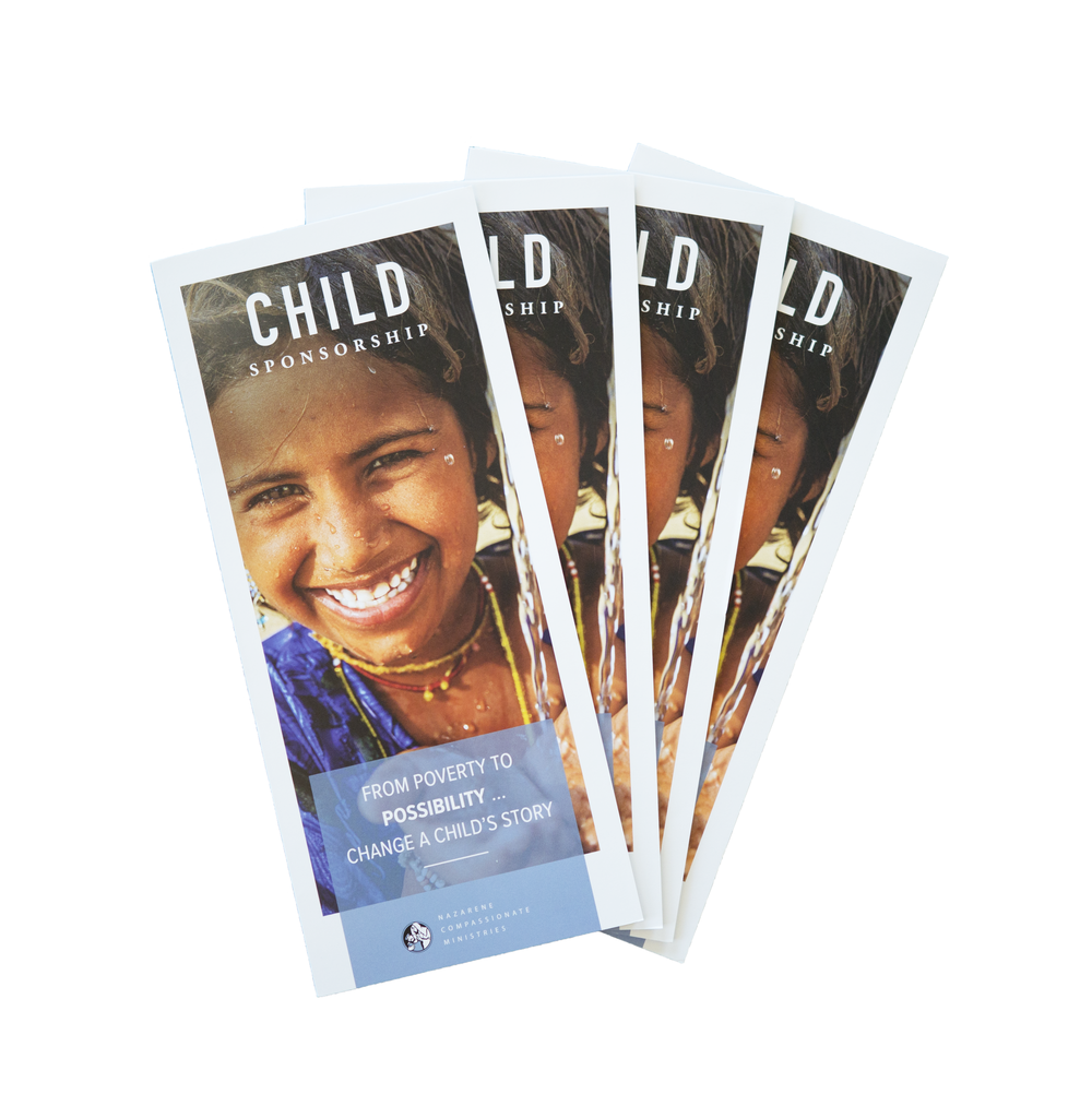 Child Sponsorship Brochures