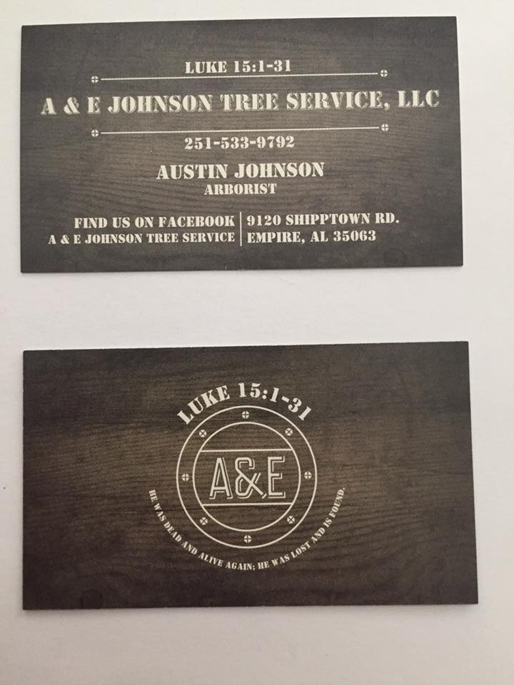 Project Gallery Page — A & E Johnson Tree Service