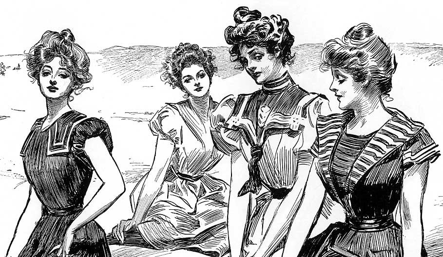 Gibson_Girls_seaside_-cropped-_by_Charles_Dana_Gibson.jpg