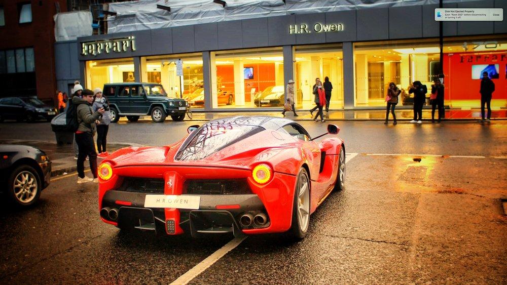Ferrari LaFerrari in London.JPG
