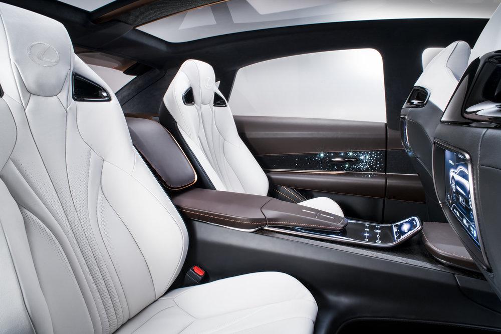 Lexus LF-1 conceptPhoto: James Lipman / jameslipman.com