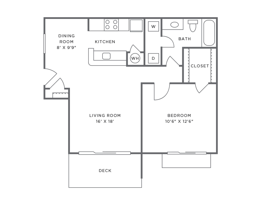 A1   |   715 SQ FT