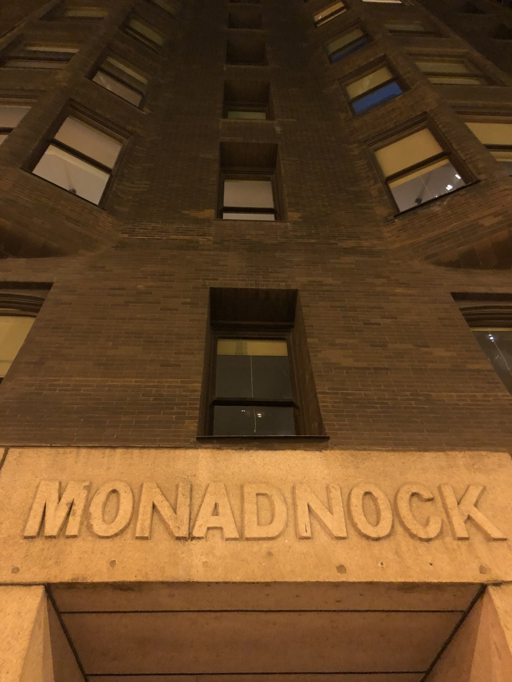 Monadnock Building Chicago