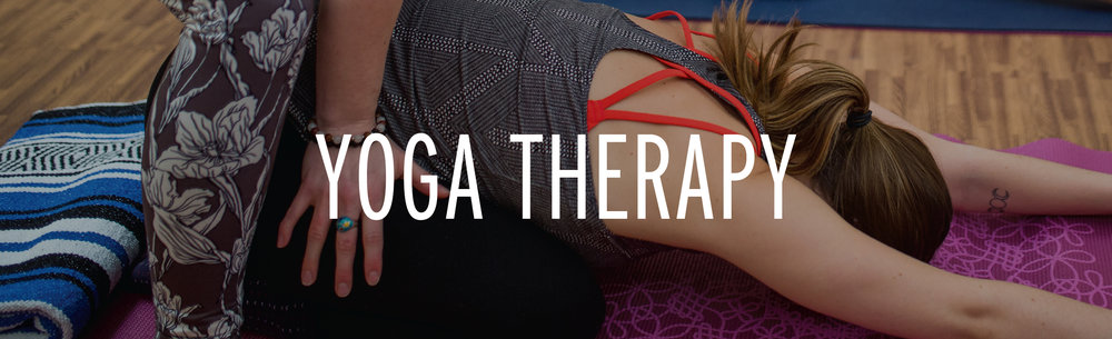 Yoga Therapy- Infinity Holistic Wellness & Yoga