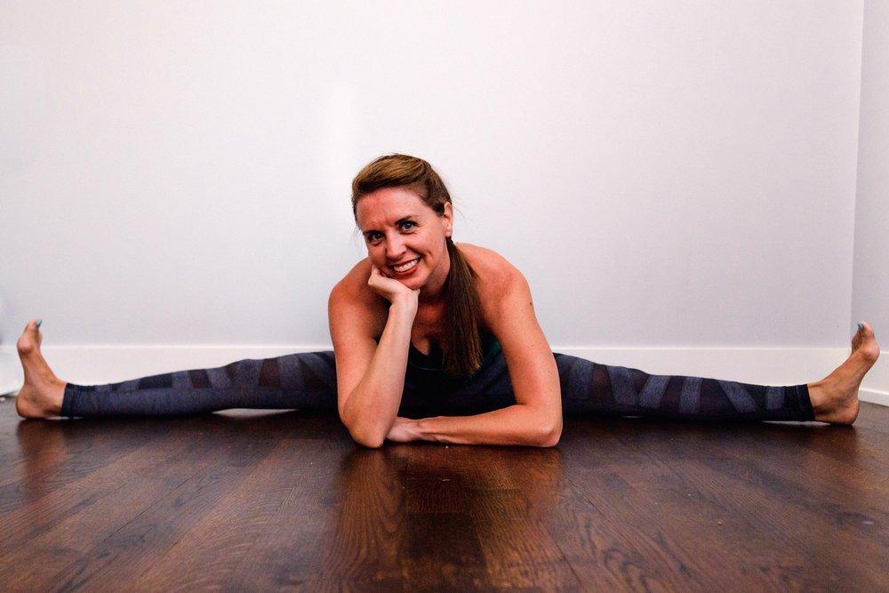 Erica Bray - Infinity Holistic Wellness & Yoga