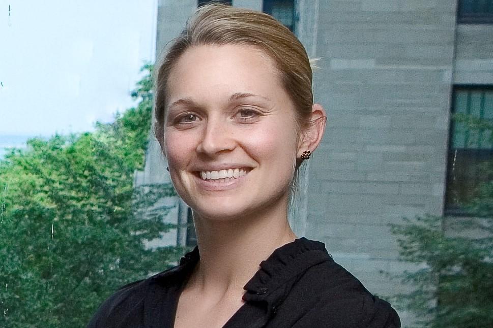 Michelle Grim - Yoga in Chicago Loop
