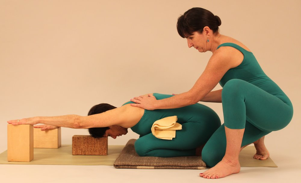 Yoga for Back Care - Infinity Holistic Wellness & Yoga