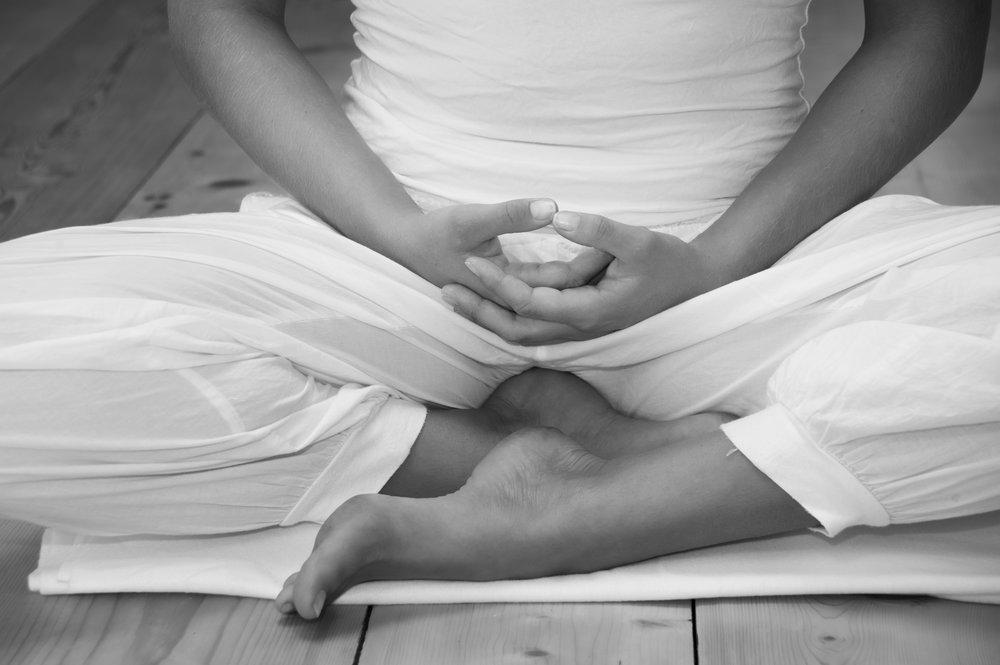 Meditation + Acupuncture