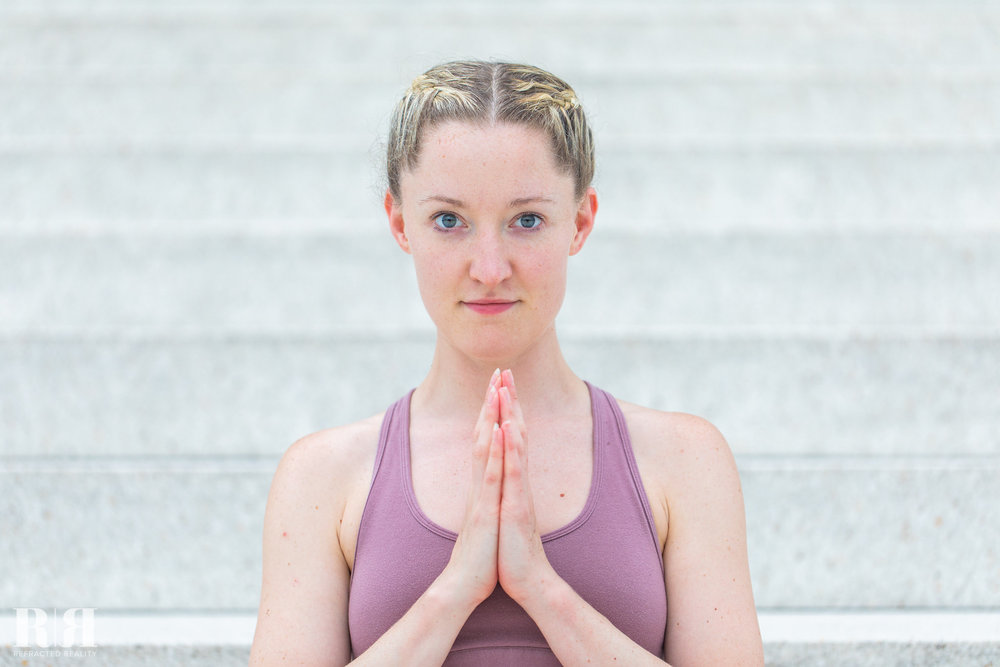Chicago Yoga Teacher - Jenna Csont