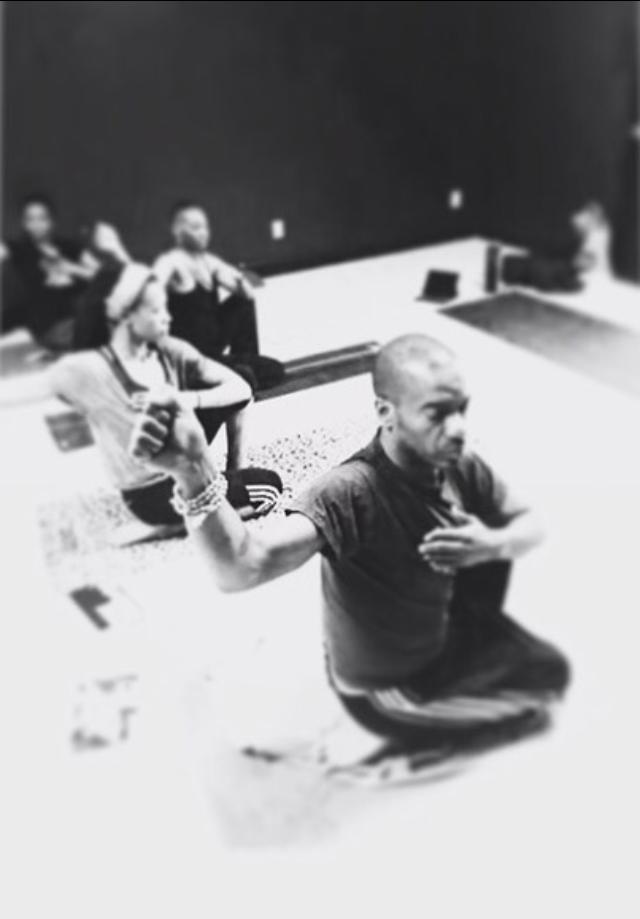 Chicago Yoga Teacher - Frank Mitchell