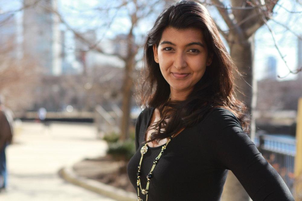 Rajni Tripathi - Yoga in Chicago