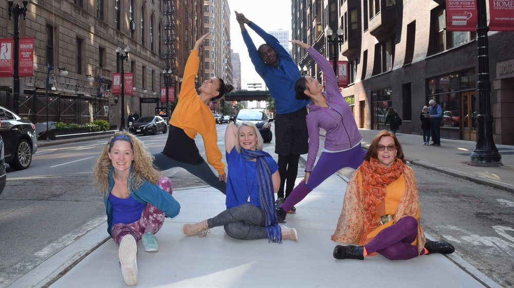 Black Friday - Yoga Chicago
