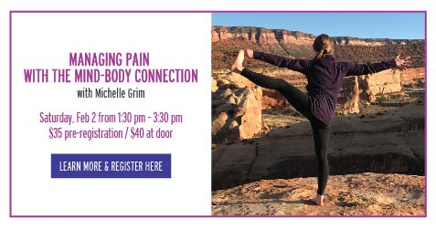 Managing Pain with the Mind-Body Connection - Yoga in Chicago