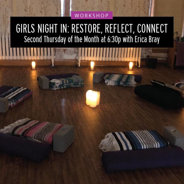 Girls Night In - Yoga in Chicago
