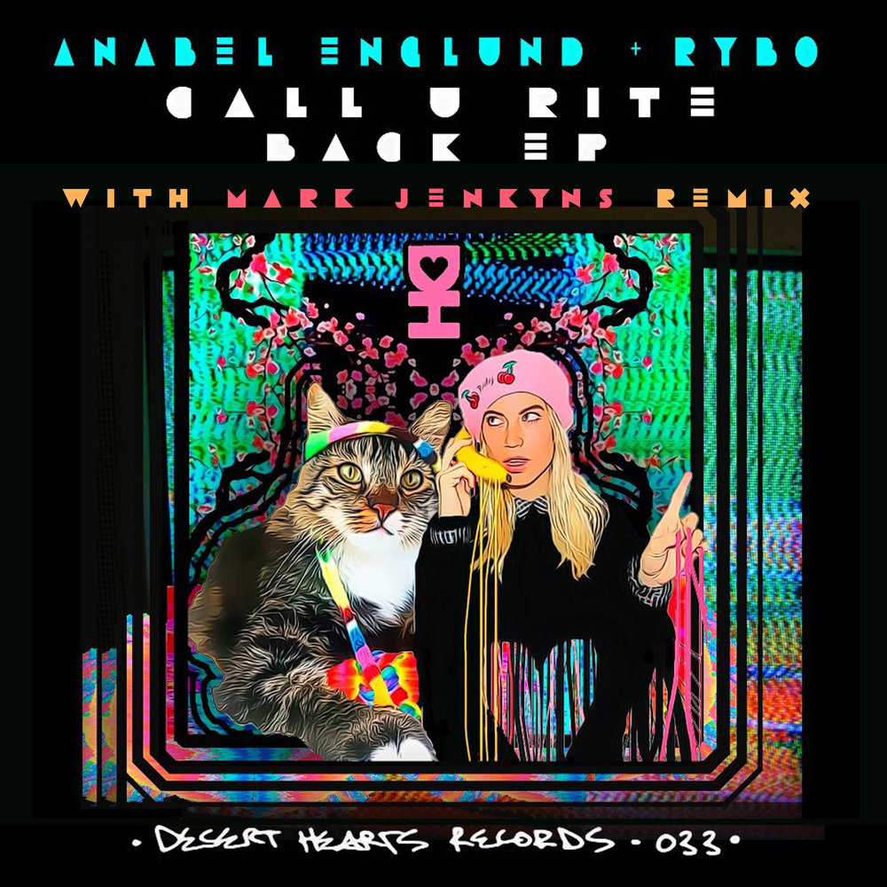[DH033] Anabel Englund, RYBO - Call U Rite Back EP.jpg