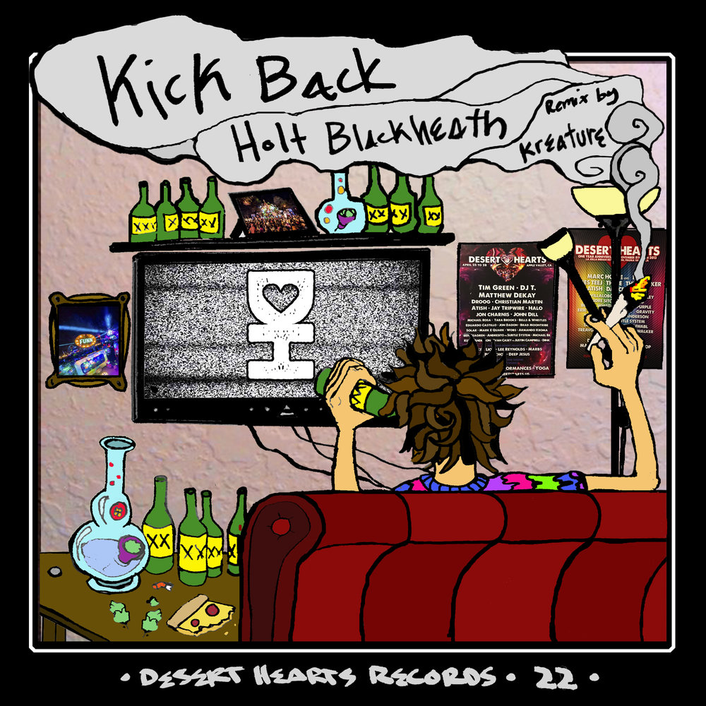 [DH022] Holt Blackheath - Kick Back.jpg
