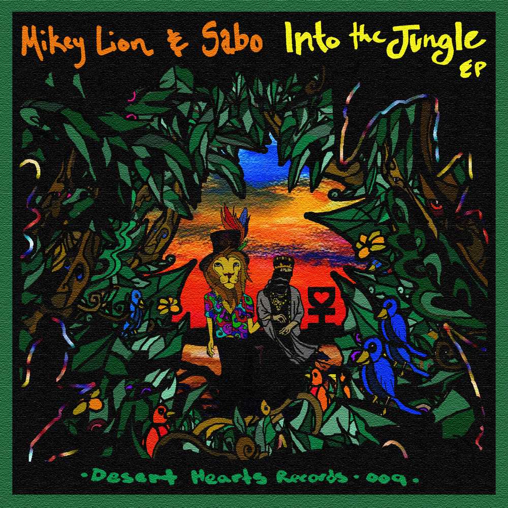 [DH009] Mikey Lion & Sabo - Into The Jungle EP.jpg
