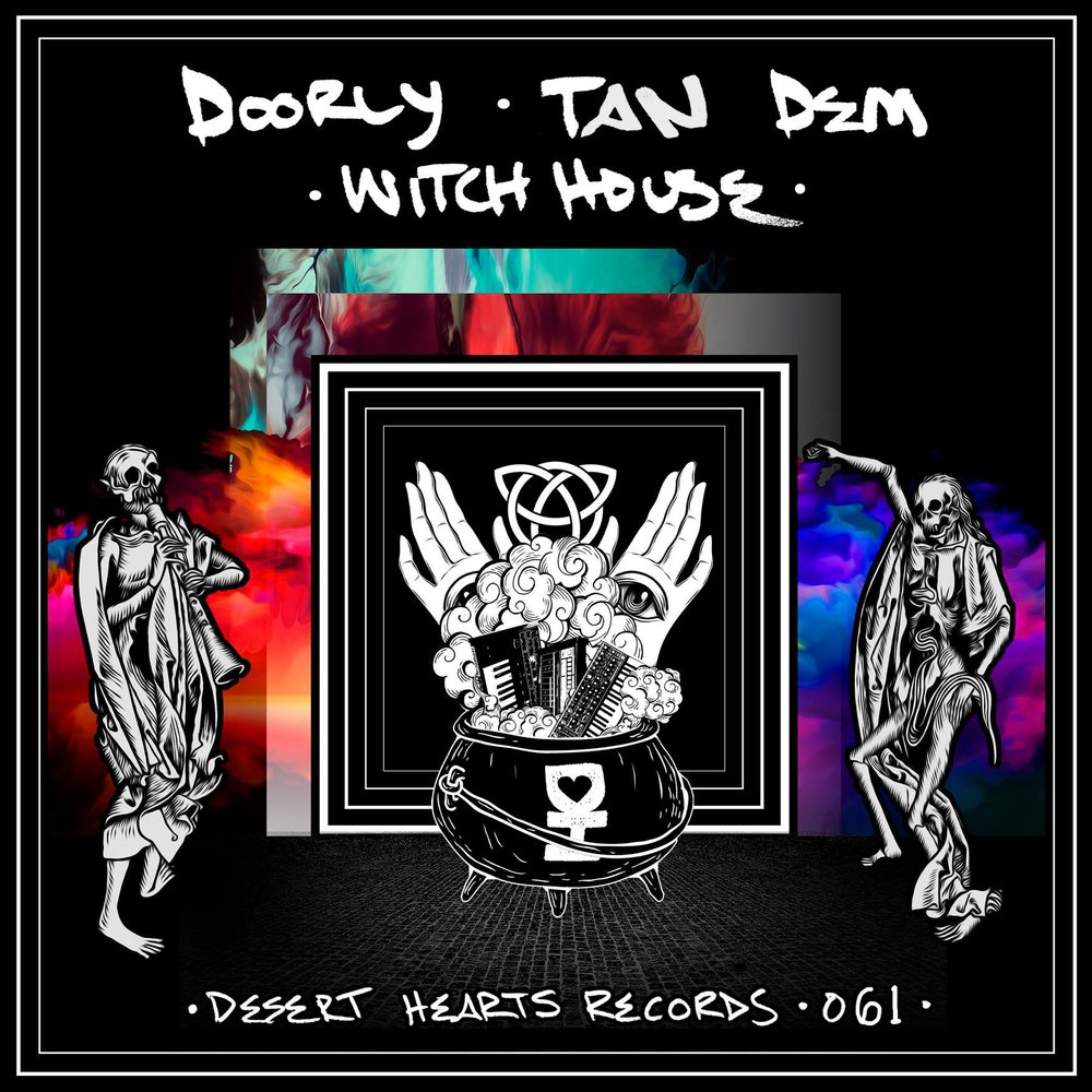 [DH061] Doorly & Tan Dem - Witch House EP.jpg