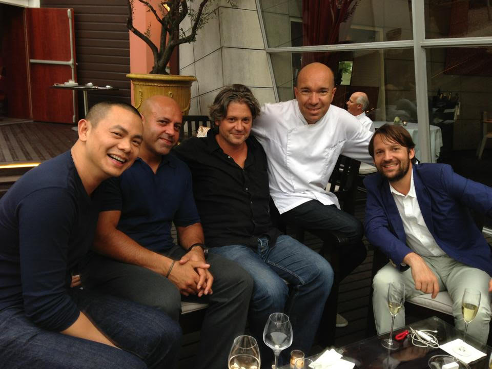 Chang/Pourcel/Redzepi