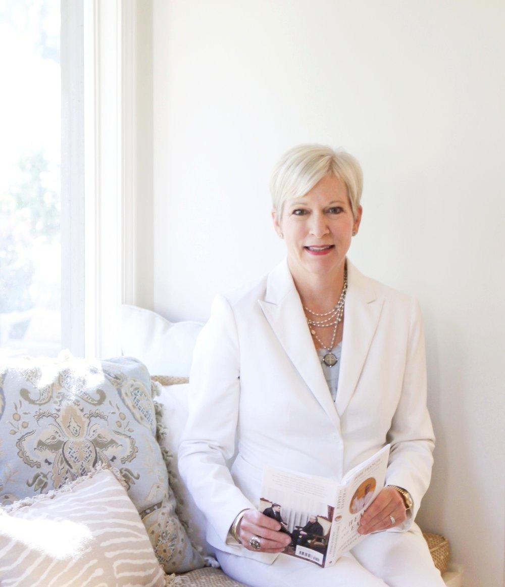 Judy Landrieu Klein                     Founder of Memorare Ministries