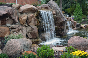 FHN Cancer Center Healing Garden