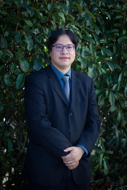 Pr ET Wong - Pastor for English Service