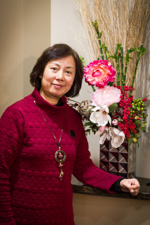 Pr Edith Li - Pastor for Cantonese Service