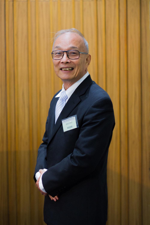 Pr Mark Wen - Pastor for Mandarin Service